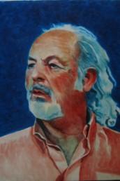 Francis - acrylique sur toile